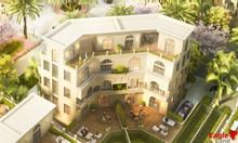 Shophouse 3 mặt tiền rộng 300 m2 , có hầm, hồ bơi, sân vườn riêng.