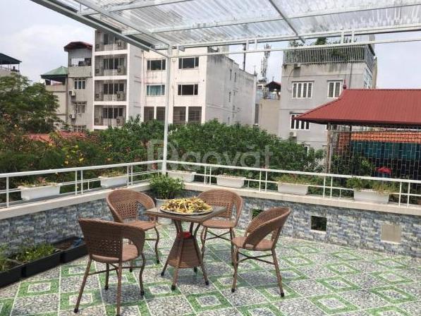 Nhà mới phố Yên Hòa 37mx5T, MT 7m vị trí đắc địa, chỉ 3.7 tỷ