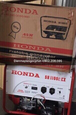 Máy Phát Điện Honda Thái lan Sh 11000ex(10kw) giá bao nhiêu? (ảnh 1)