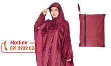 Xưởng áo mưa quảng cáo, xưởng làm áo mưa, áo mưa in logo