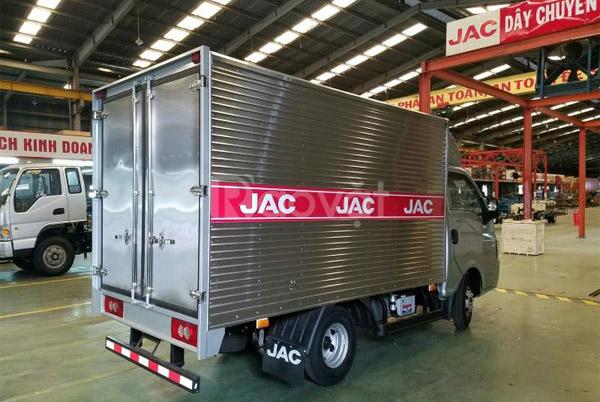 Bán xe JAC x5 x125 thùng kín