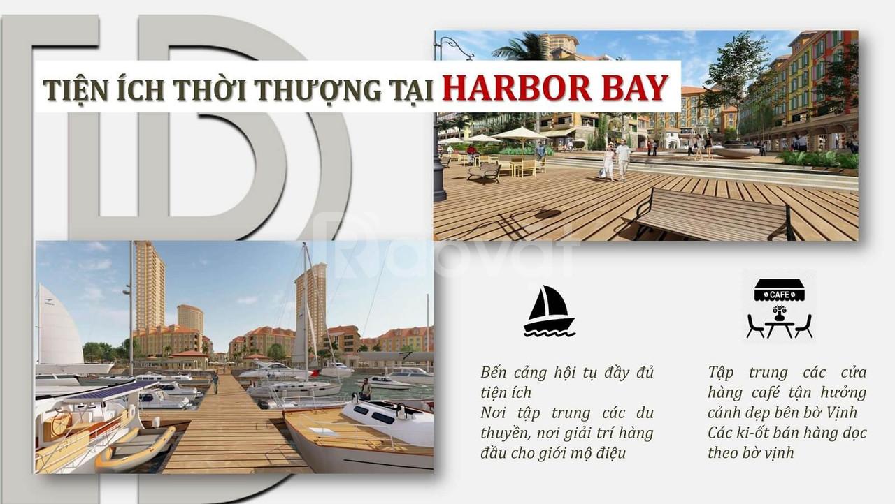 Qũy căn hiếm tại Harbor Bay Hạ Long, ưu đãi giá tốt
