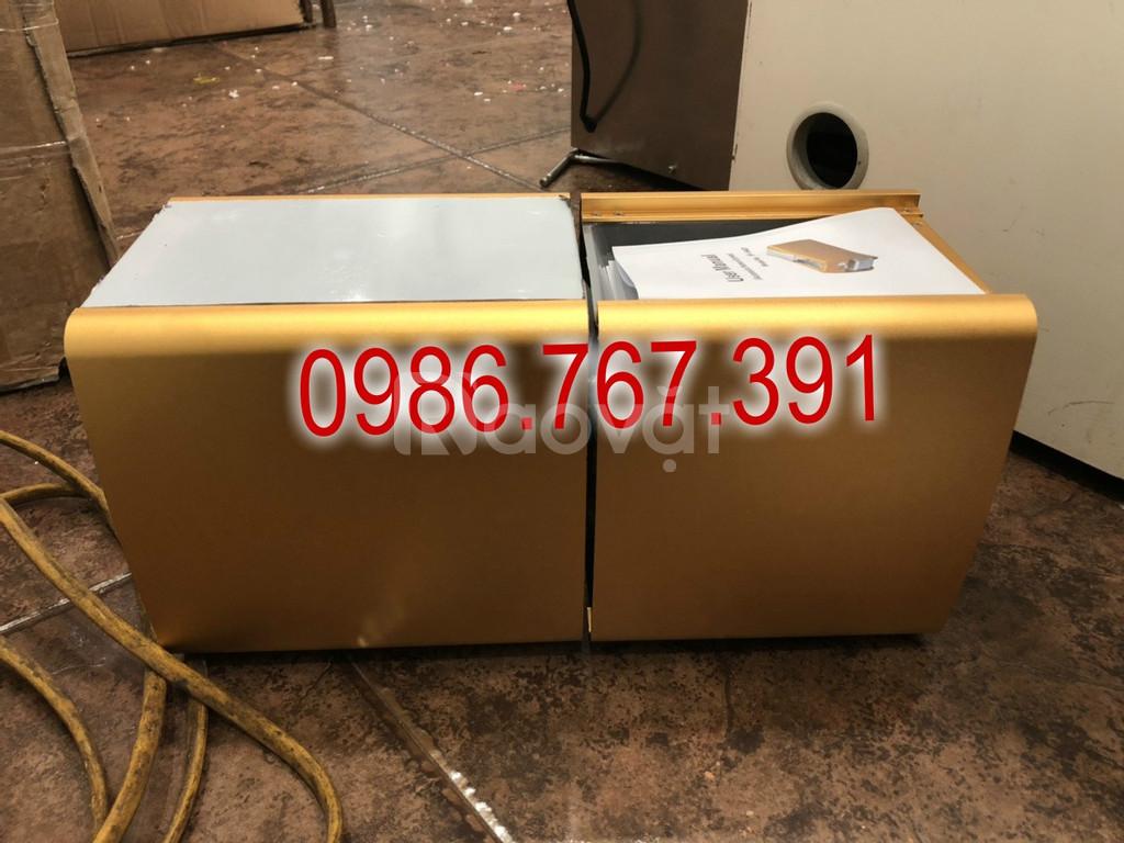 Máy ép dầu lạc, dầu thực vật 2-3kg/h