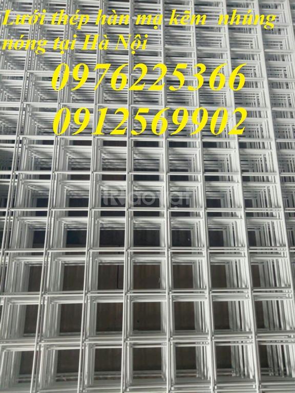 Lưới thép hàn D3a50*50,D4a50*100 giá rẻ
