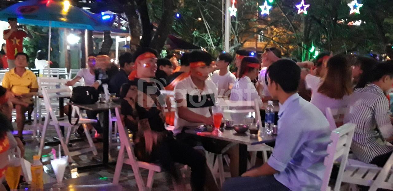 Sang nhượng quán cafe mặt tiền đường Hùng Vương, thành phố Tam Kỳ