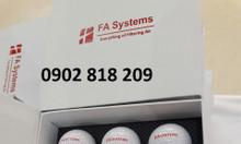 Dịch vụ in ấn logo lên bóng golf, hộp bóng golf