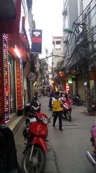 Bán nhà mặt tiền đẹp, kinh doanh đỉnh, phố Khương Thượng