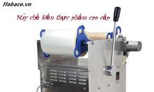 Máy dán miệng cốc LD804