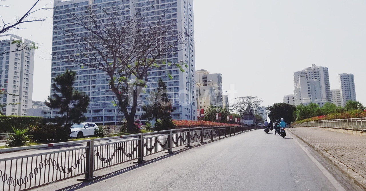 Căn hộ giá rẻ quận 7 - Mặt tiền Nguyễn Lương Bằng liền kề Phú Mỹ Hưng