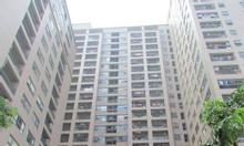 Cho thuê căn hộ 102 Trường Chinh Meco, 119m, đồ cơ bản, 12 triệu