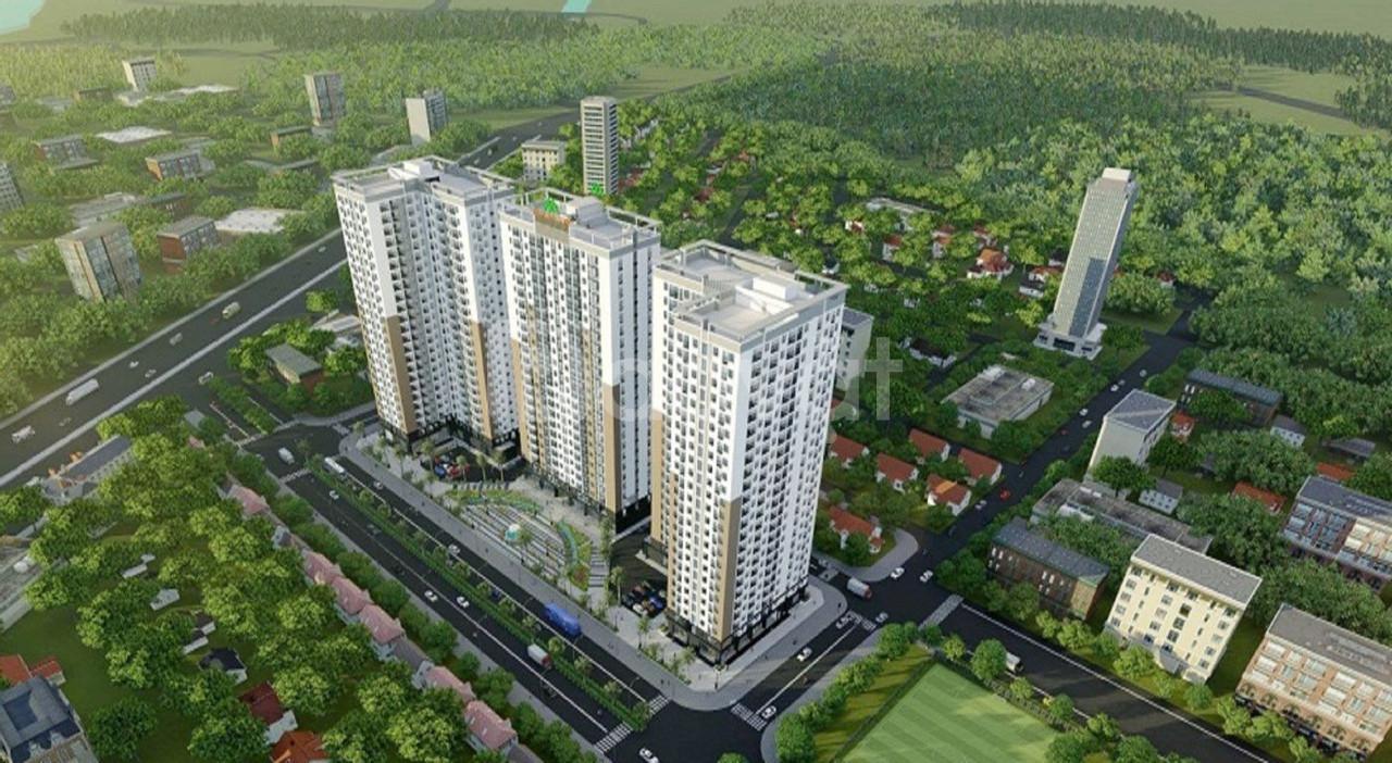Ra bảng hàng chính thức dự án chung cư Xuân Mai Thanh Hoá  (ảnh 1)