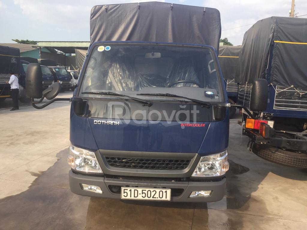 Xe tải IZ49 thùng dài 4m2
