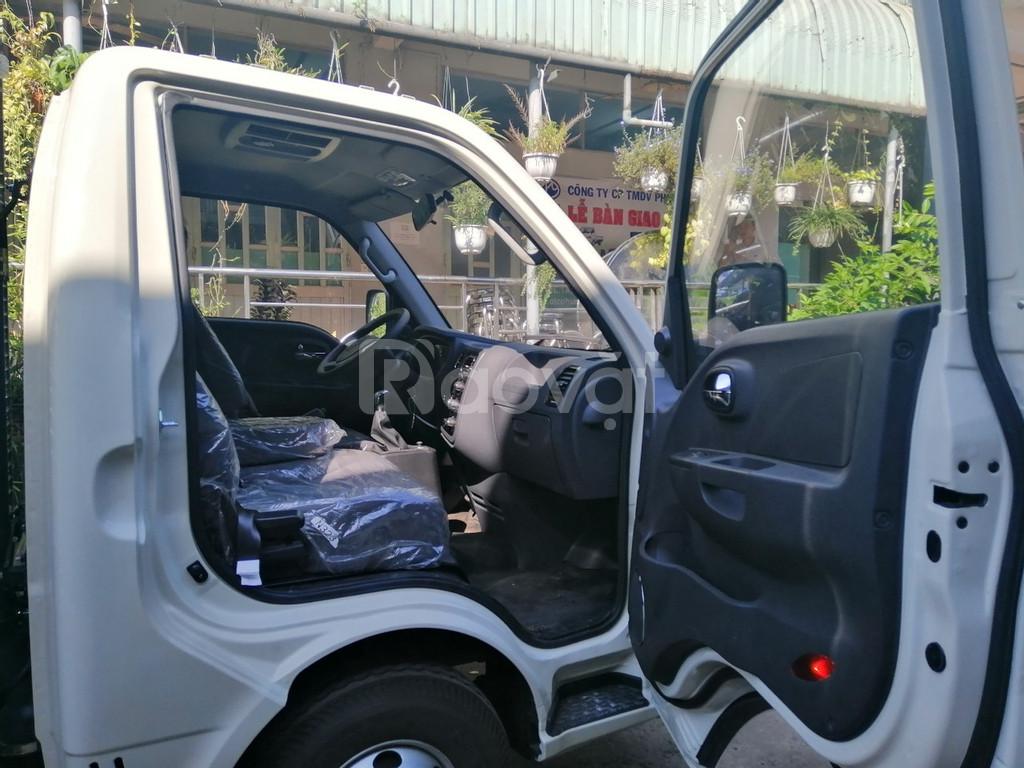 Bán xe JAC X5 X150 thùng kín trọng tải 1t49 giá rẻ, có trả góp