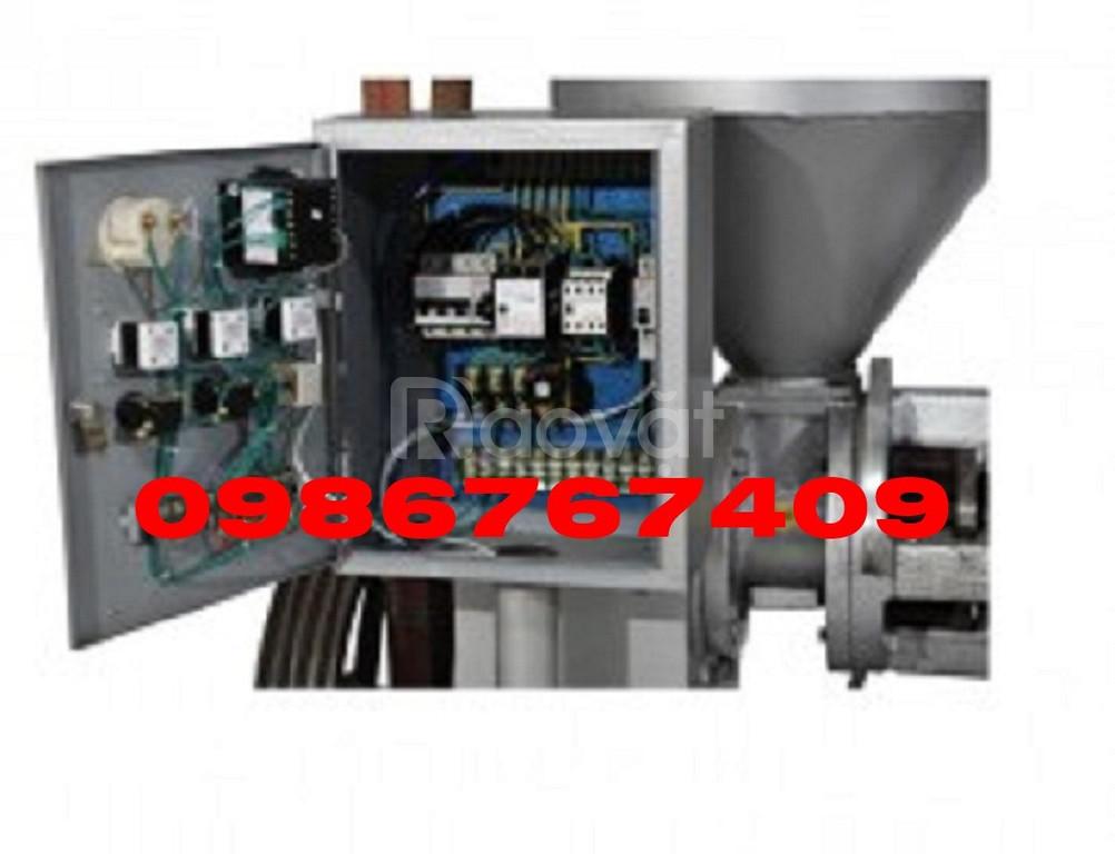 Phân phối máy ép dầu lạc công nghiệp chính hãng yxyz95wk giá rẻ