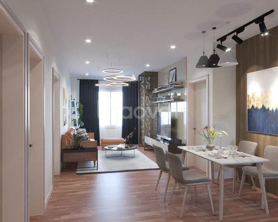 Bán căn hộ 95.54m2 tòa CT7 chung cư Hàn Quốc Booyoung chiết khấu 400 t