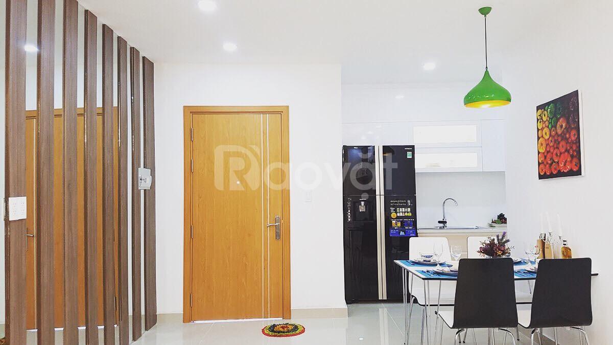 50 căn hộ giá 1.5 tỷ căn 2PN mặt tiền đường Nguyễn Lương Bằng Q7