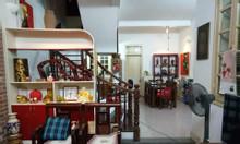 Bán nhà vườn 3 tầng quận Ba Đình 80m2, 3 tầng, ô tô đỗ cửa