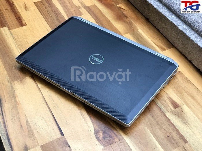 Laptop Dell Latitude E6520 i5.4GB.250GB 15in Photoshop Corell