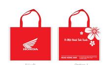 Tại sao túi vải bố được các hãng xe máy nổi tiếng lựa chọn?