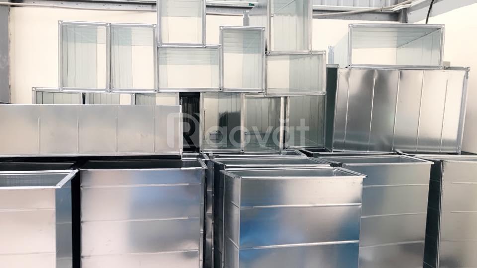 Chuyên sản xuất ống gió và phụ kiện