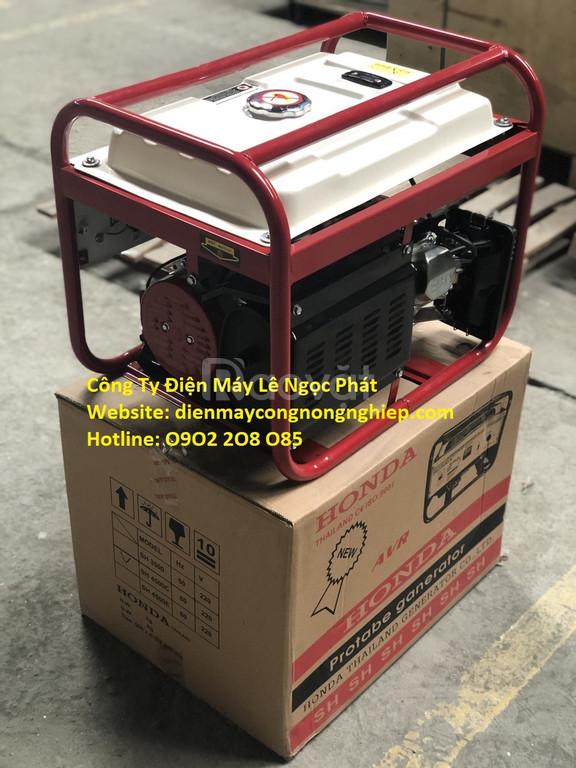 Máy phát điện nhập khẩu Thái Lan Sh3500ex giảm giá sốc