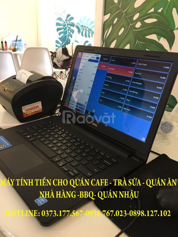 Bán máy tính tiền cho quán café- trà sữa tại Đồng Nai