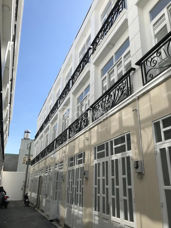 Nhà 3 tầng, Tô Ngọc Vân, Phường Thạnh Xuân quận 12 giá 1.6 tỷ