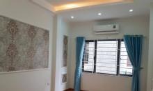 Bán nhà mới đẹp phố Hoàng Ngân 5T X 40m2 đường rộng