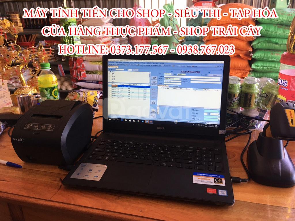 Bán máy tính tiền cho shop quần áo tại Đồng Nai