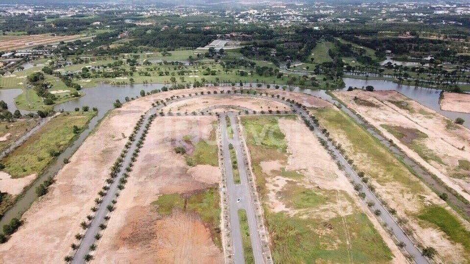 Đất nền sổ đỏ sân golf Long Thành cách sân bay 5km, chỉ 10 triệu/ m2