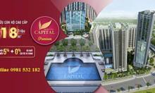 Bán căn hộ diện tích 70m2 giá chỉ 1,1 tỷ tại dự án Thăng Long Capital