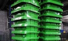 Thùng rác 120L - thùng rác công cộng 660L.