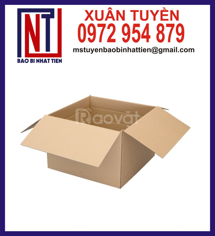 Bao bì carton đựng thiết bị điện