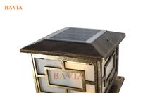 Đèn trụ cổng dùng năng lượng mặt trời ML-C0324