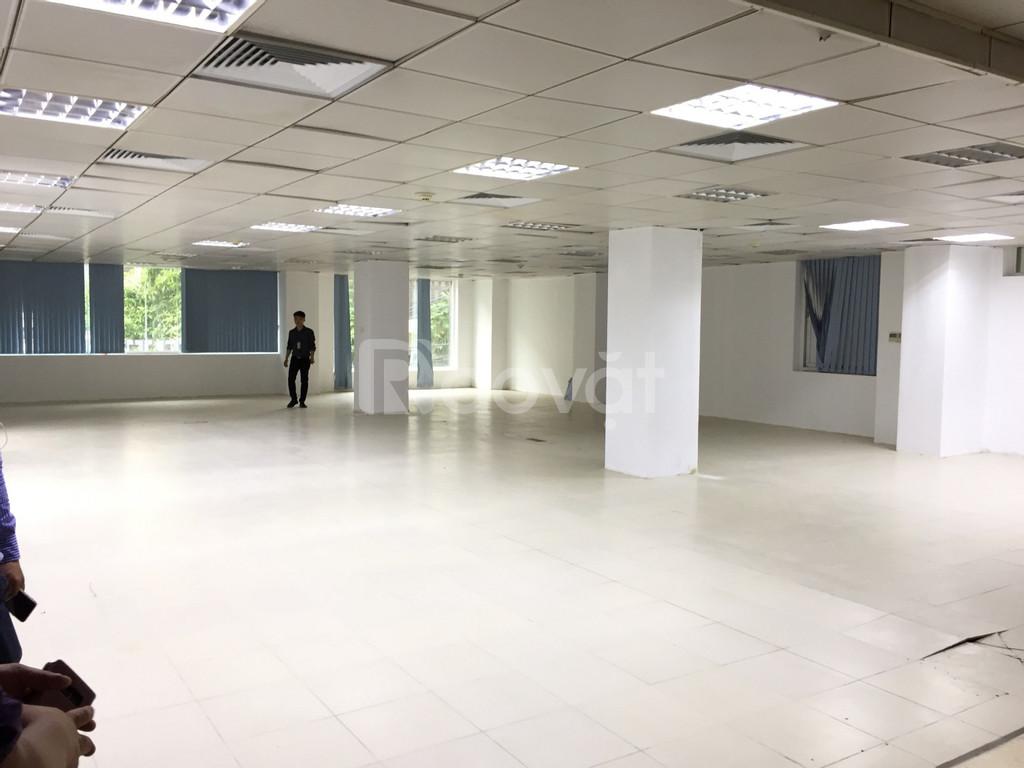 Cho thuê văn phòng Lê Văn Thiêm, quận Thanh Xuân, Hà Nội 100m2