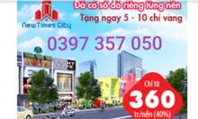 Tại sao New Time City lại hấp dẫn khách đầu tư