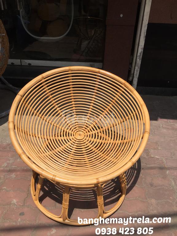 Ghế mây tròn, ghế chảo, ghế papasan