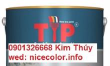 Chuyên sơn TIP inox, sắt, kẽm Taiyang giá rẻ Vĩnh long năm 2019