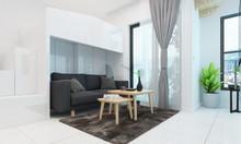 Căn hộ Smart Home 1 phòng ngủ toà G1-Vinhomes Green Bay Mễ Trì
