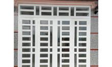 Mẫu cửa sắt 2 cánh đẹp