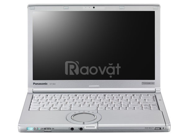 Laptop Panasonic CF SX2 i5 2.7Ghz 4G 250G 12in 1600x900 HDMi Webcam Pi