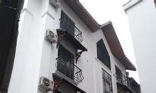 Bán nhà ngõ  92 Nguyễn Khánh Toàn DT 60m2, MT4.5m, 4 tầng giá 13.5 tỷ