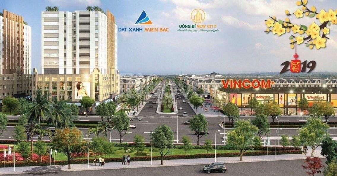 Đất vàng Uông Bí New City cơ hội đầu tư hấp dẫn 2019