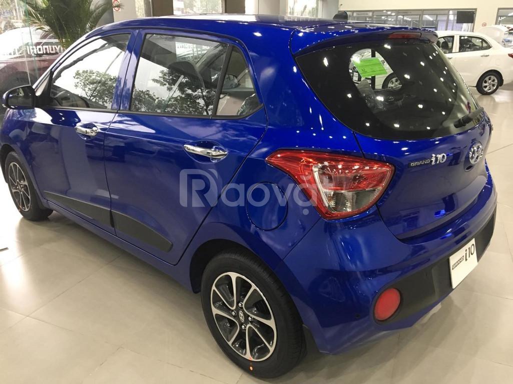 Giá khi mua xe Hyundai Grand I10 2019