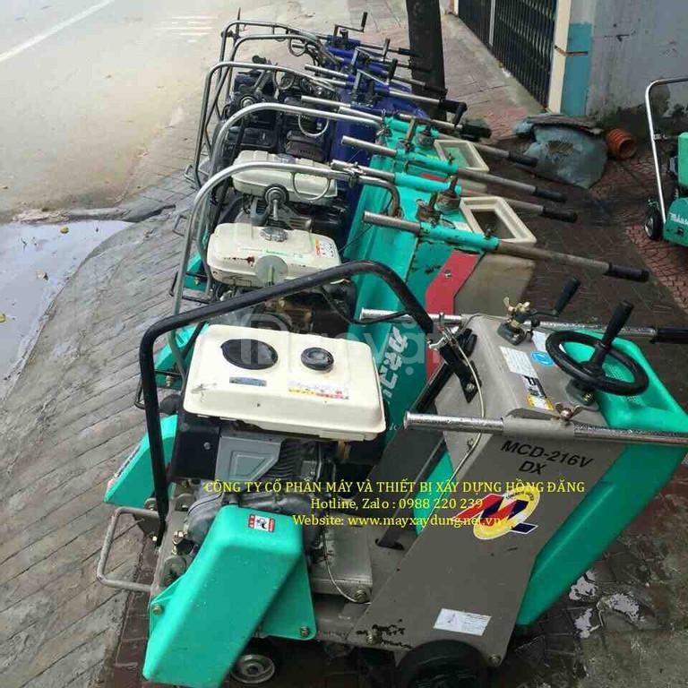 Máy cắt bê tông, máy cắt đường bê tông các loại giá tốt