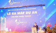 Mở bán chung cư Golden Park Tower ngã tư Phạm Văn Bạch