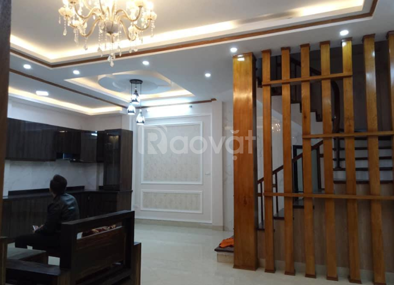 Bán gấp nhà mới phường Yên Hòa, Cầu Giấy. 37m2, 5 tầng, 4pn