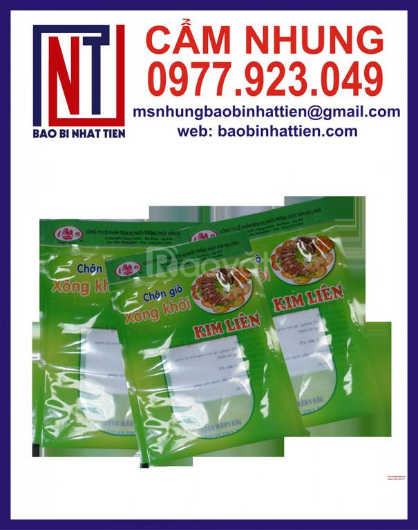 Bao bì màng ghép phức hợp in ống đồng