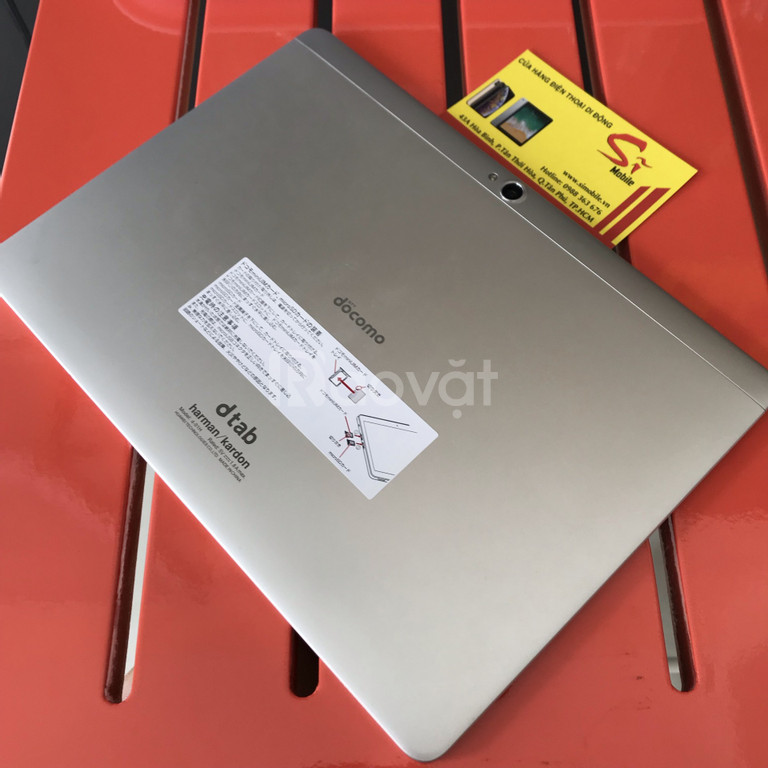 Máy tính bảng Huawei DTab D-01H màn hình 10.1inch