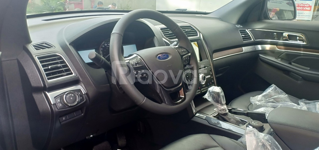 Xe Ford Explorer, giá tốt, ưu đãi lớn, chỉ trong tháng
